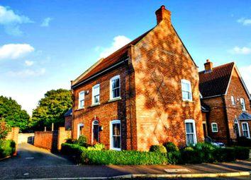 4 bed link-detached house for sale in St. Michaels Avenue, Aylsham NR11