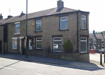 Thumbnail 3 bed terraced house for sale in High Street East, Glossop