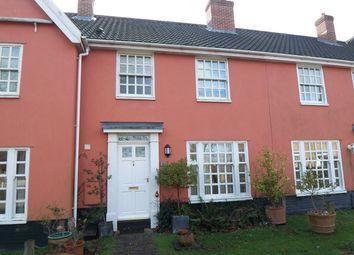 Thumbnail 3 bed terraced house for sale in Church Farm Lane, Halesworth
