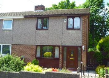 Thumbnail 3 bed semi-detached house to rent in Brampton Gardens, Gateshead