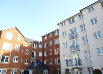 Thumbnail 1 bedroom flat for sale in Eddington Court, Beach Road, Weston-Super-Mare