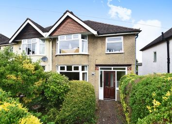 Thumbnail 3 bed semi-detached house to rent in Coniston Avenue, Headington