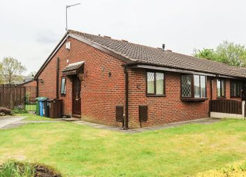 Thumbnail 2 bed semi-detached bungalow to rent in Medlock Way, Lees, Oldham