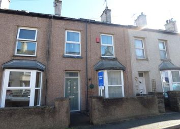 Thumbnail 2 bedroom terraced house for sale in Mountain View, Holyhead, Sir Ynys Mon