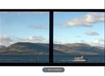 Thumbnail 1 bed flat to rent in Gourock, Inverclyde