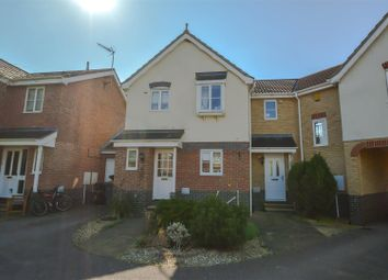 Thumbnail 3 bed end terrace house to rent in Brybank Road, Haverhill