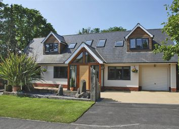 Thumbnail 5 bed detached house for sale in Everton Road, Hordle, Lymington