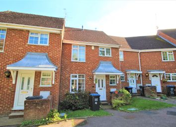 Thumbnail 3 bed terraced house to rent in Park Mews, Old Hertford Road, Hatfield