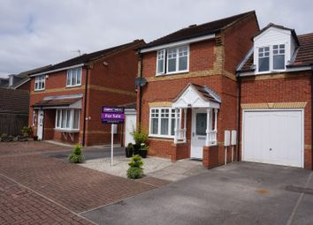 Thumbnail 3 bed semi-detached house for sale in Sunningdale Close, York