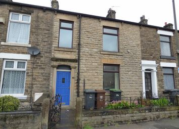 Thumbnail 3 bed terraced house to rent in Albion Road, New Mills, High Peak