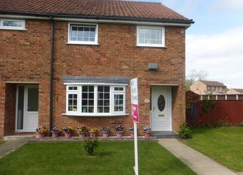 Thumbnail 3 bed end terrace house for sale in Mere Dyke Road, Luddington, Scunthorpe