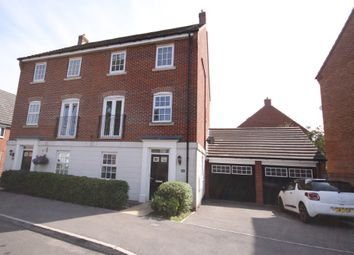 3 bed town house for sale in Demas Drive, Whiteley, Fareham PO15