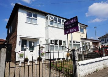 Thumbnail 3 bed semi-detached house for sale in Hilary Avenue, Liverpool