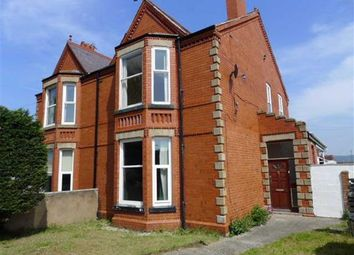 Thumbnail 2 bed flat to rent in Rhuddlan Road, Rhyl