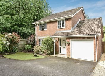 Thumbnail 4 bed detached house for sale in Alderney Avenue, Hatch Warren, Basingstoke