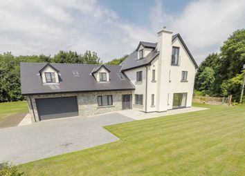 Thumbnail 5 bed detached house for sale in Began Road, Old St. Mellons, Cardiff