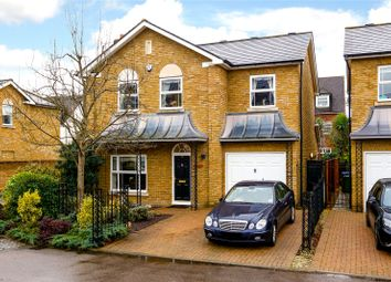 Thumbnail 4 bed detached house for sale in Savery Drive, Long Ditton, Surbiton, Surrey