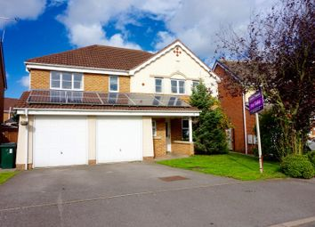 Thumbnail 5 bed detached house for sale in Sandbeck Court, Doncaster