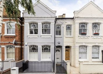 Thumbnail 3 bed flat for sale in Rosebury Road, London