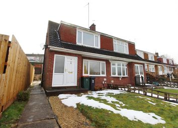 Thumbnail 3 bed semi-detached house for sale in Alder Grove, Newport