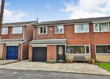 Thumbnail 3 bed semi-detached house for sale in Crossfield Close, Wardle