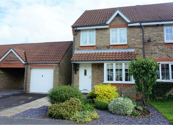 Thumbnail 3 bed end terrace house for sale in Martley Gardens, Hedge End, Southampton