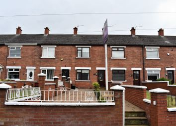 Thumbnail 2 bedroom terraced house for sale in Lemberg Street, Belfast
