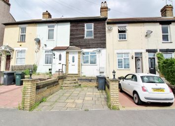 Thumbnail 2 bed terraced house for sale in Shirehall Road, Hawley, Dartford