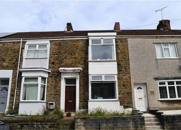 Thumbnail 4 bed terraced house for sale in Rhondda Street, Swansea