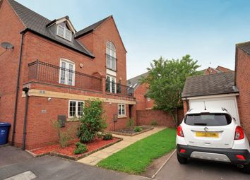 Thumbnail 4 bed semi-detached house to rent in Village Mews, Burton-On-Trent