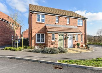 Thumbnail 2 bed semi-detached house for sale in Stalls Crescent, Andover