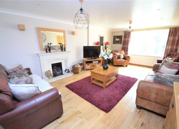 Thumbnail 4 bed detached house for sale in Campion Court, Willand, Cullompton, Devon