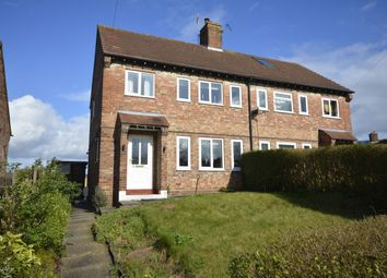 Thumbnail 3 bed semi-detached house for sale in Weaver Crescent, Frodsham