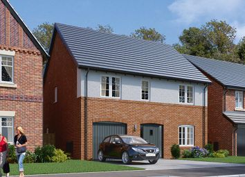 "Thumbnail 4 bedroom detached house for sale in ""The Rosebury"" at Hussar Close, Daventry"