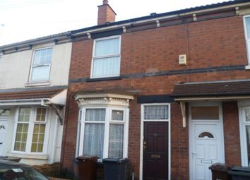 Thumbnail 2 bedroom terraced house to rent in Hart Road, Wolverhampton