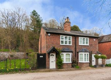 Thumbnail 2 bed end terrace house for sale in Fairmile, Henley-On-Thames