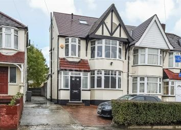 4 bed semi-detached house for sale in Ballogie Avenue, London NW10