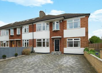 Thumbnail 4 bed end terrace house for sale in Longford Close, Hampton Hill, Hampton