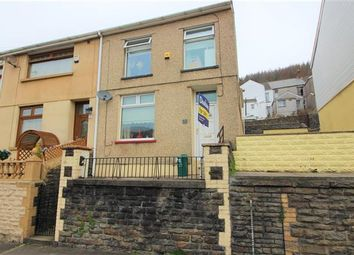 Thumbnail 3 bed end terrace house for sale in Evans Terrace, Clydach, Tonypandy