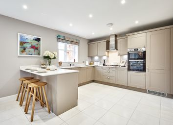 Thumbnail 4 bed detached house for sale in The Curridge, Fleet Road, Hartley Wintney, Hampshire