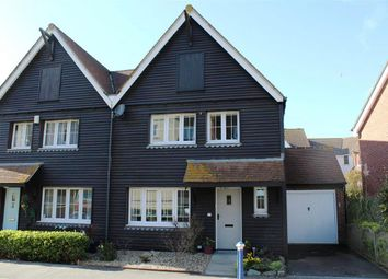 Thumbnail 3 bed semi-detached house for sale in Madeira Way, Eastbourne