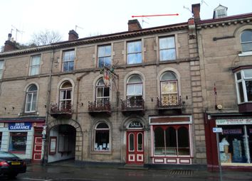 Thumbnail 1 bed flat to rent in The George Centre, 30 North Parade, Matlock Bath