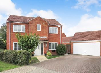 Thumbnail 4 bed detached house for sale in The Lovells, Emneth, Wisbech