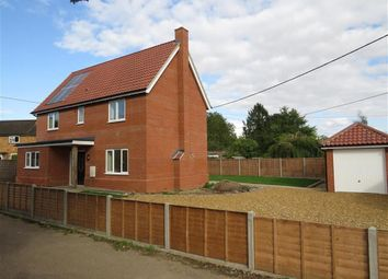 Thumbnail 3 bedroom detached house for sale in Ketts Hill, Necton, Swaffham
