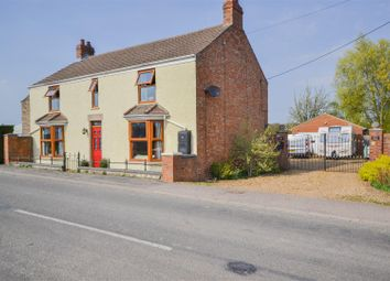 Thumbnail 4 bed detached house for sale in Mill Lane, Gedney Hill, Spalding