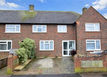 Thumbnail 3 bed terraced house for sale in Loveys Road, Yapton, Arundel, West Sussex