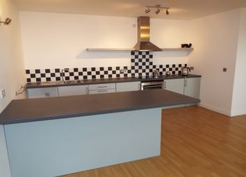 Thumbnail 2 bed flat to rent in Station Road, Yaxham, Dereham