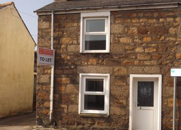 Thumbnail 2 bed end terrace house to rent in Union Street, Camborne