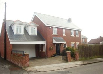 Thumbnail 3 bed detached house to rent in Harton House Road, South Shields