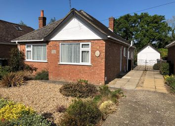 Thumbnail 2 bed detached bungalow for sale in Roundhaye Road, Bear Cross, Bournemouth